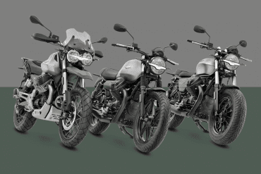 Moto Guzzi Centenario 2