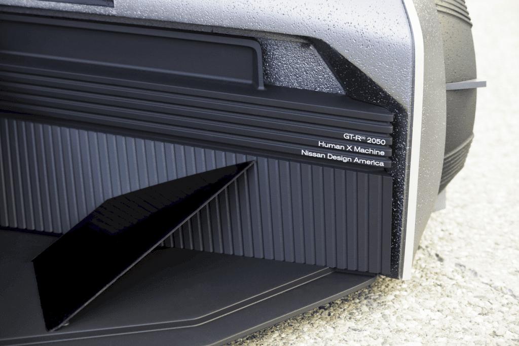 Nissan Gt R (x) 2050 1