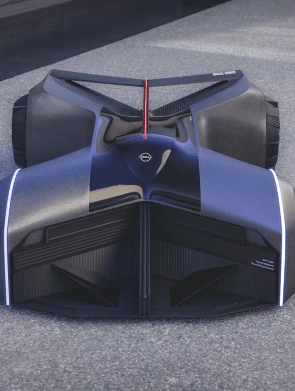 Nissan Gt R (x) 2050 10