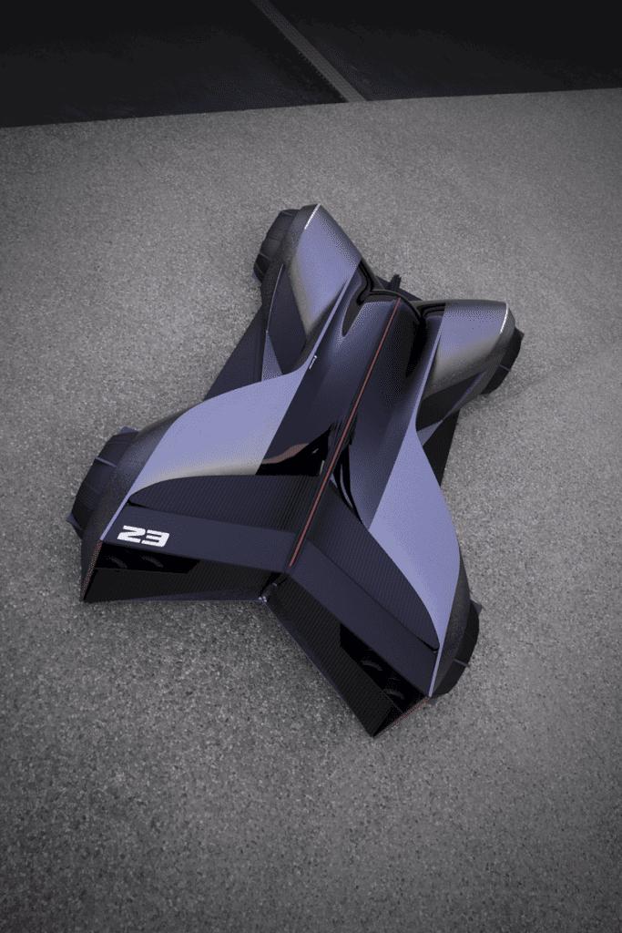 Nissan Gt R (x) 2050 7