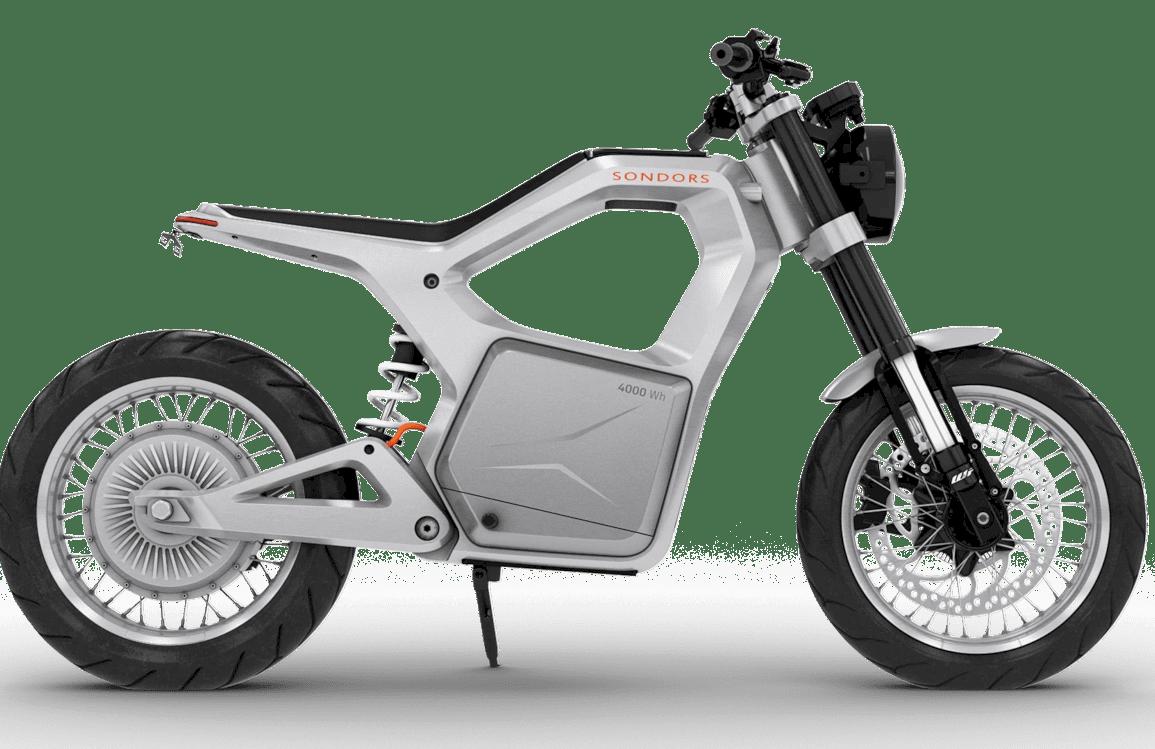 Sondors Metacycle 1