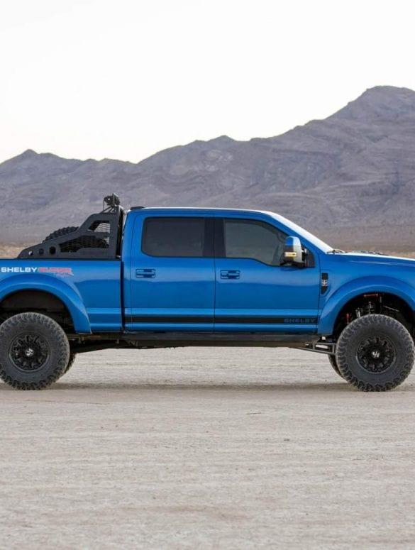 2021 Shelby Super Baja 1