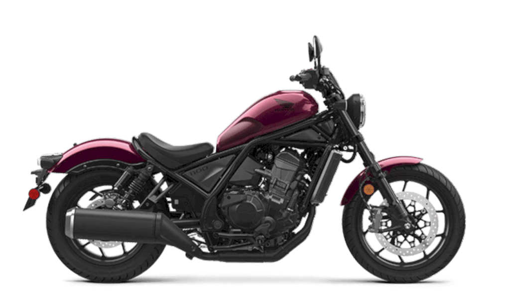 2021 Honda Rebel 1100 7