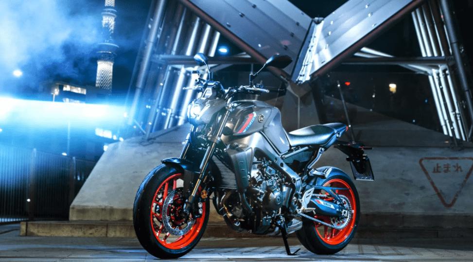2021Yamaha Motor MT 09 (2)