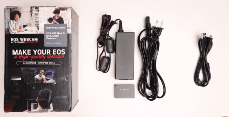 EOS Webcam Accessories 1