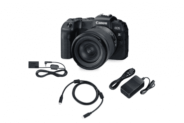 EOS Webcam Accessories 2