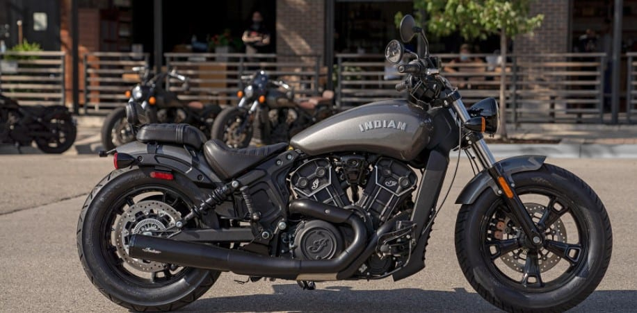 Indian Scout Bobber 60 Motorcycle 1