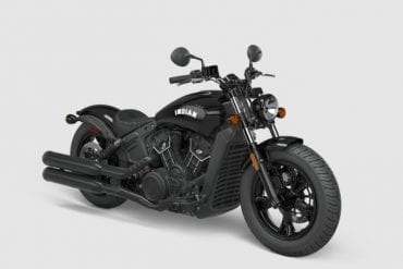 Indian Scout Bobber 60 Motorcycle 4