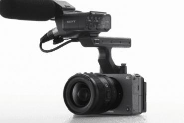 Sony F3X