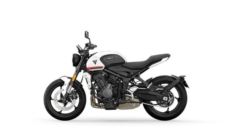 Triumph Motorcycle Trident 660 1