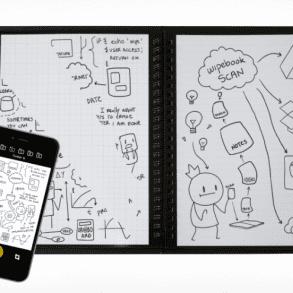 Wipebook Mini Scan