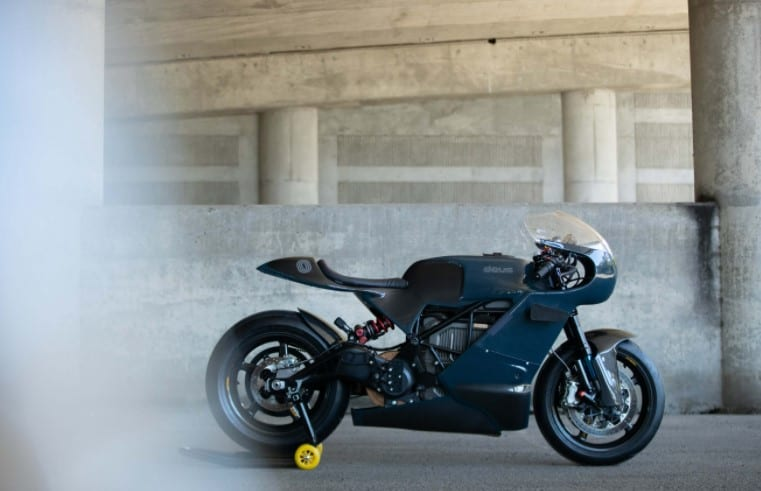 Zero Motorcycles X Deus Ex Machina 1