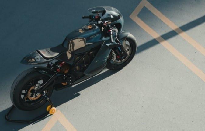 Zero Motorcycles X Deus Ex Machina 3