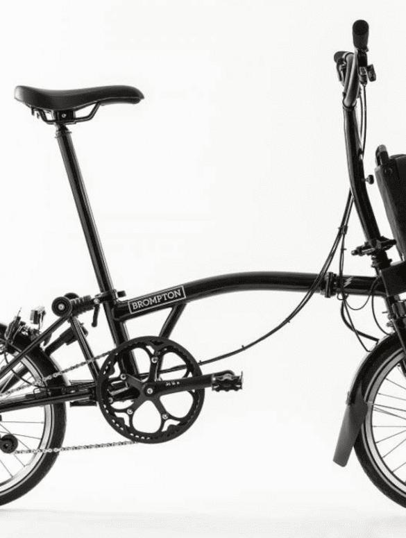Brompton Electric Folding Bike 1