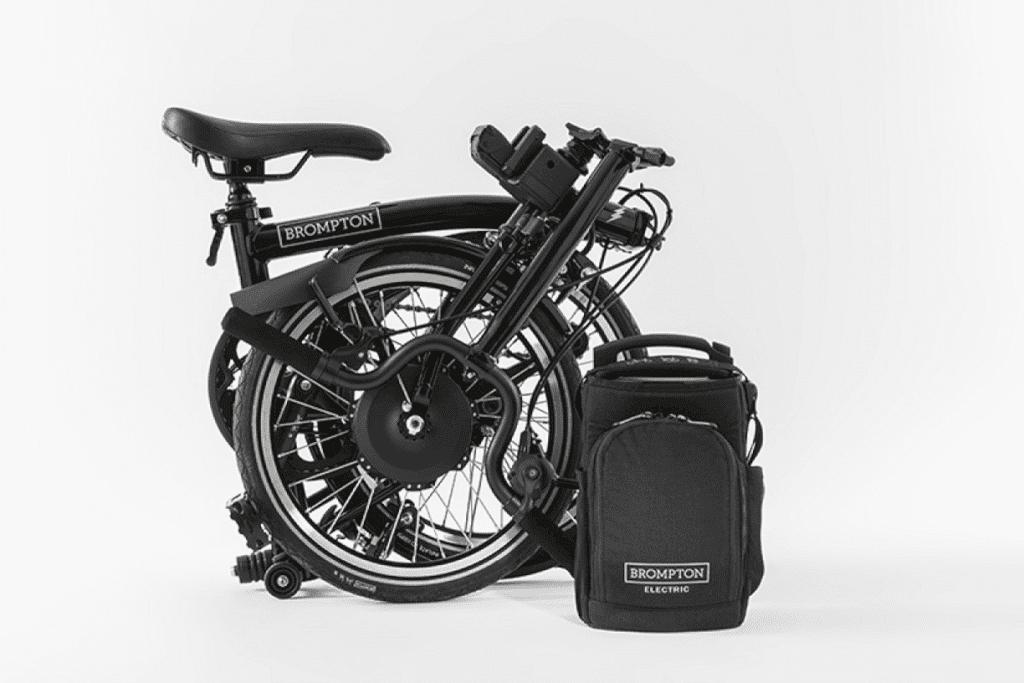 Brompton Electric Folding Bike 2
