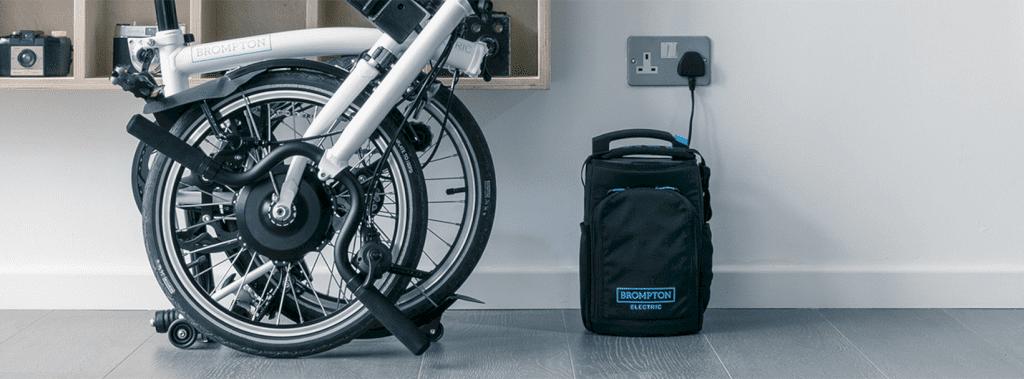 Brompton Electric Folding Bike 3