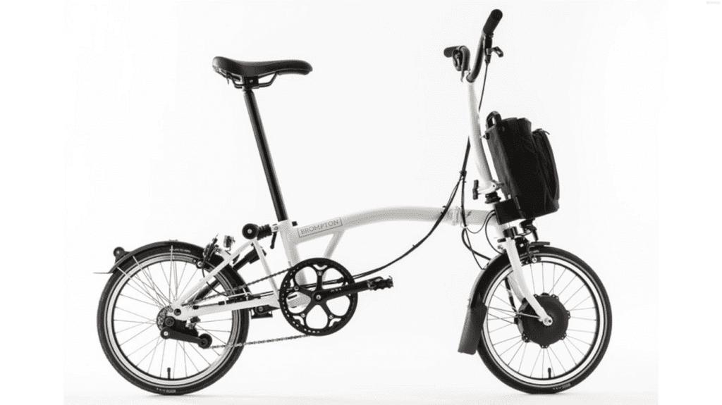 Brompton Electric Folding Bike 4