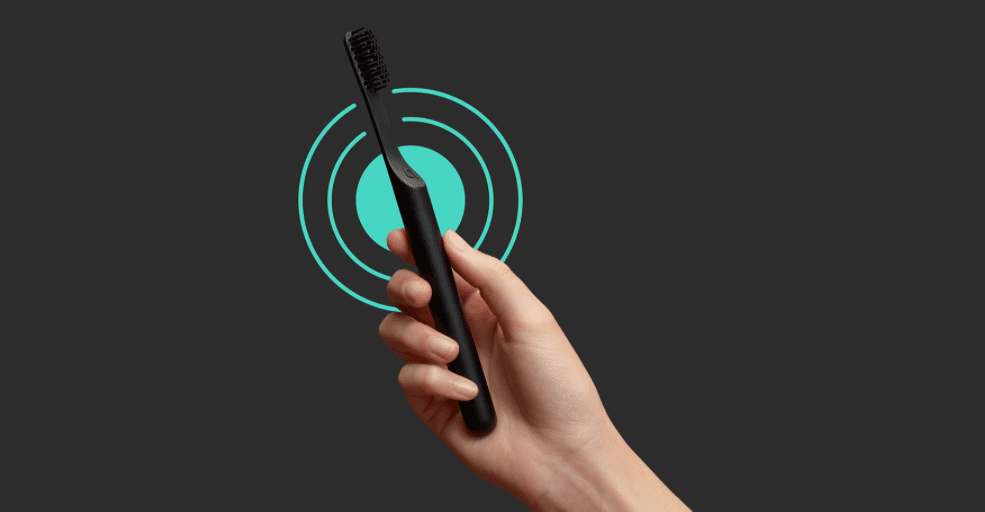 Getquip All Black Smart Toothbrush (2)