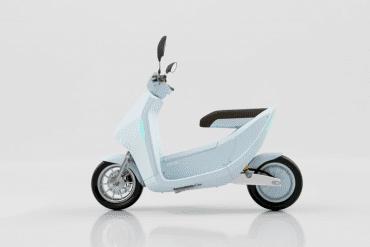 Give I Lektra Scooter 2