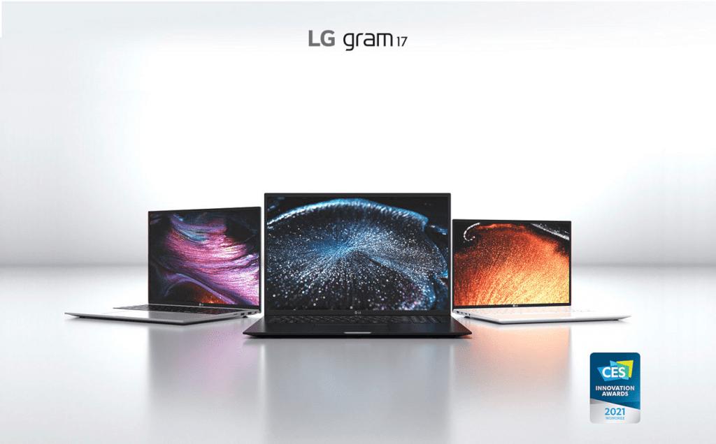 Lg Gram 17 8