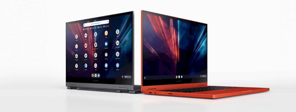 Samsung Galaxy Chromebook 2 1