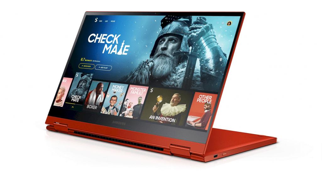 Samsung Galaxy Chromebook 2 4