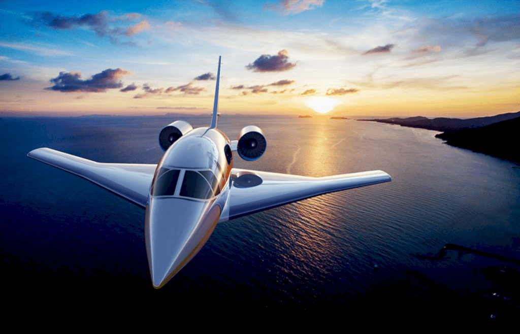 Spike S 512 Supersonic Business Jet 1