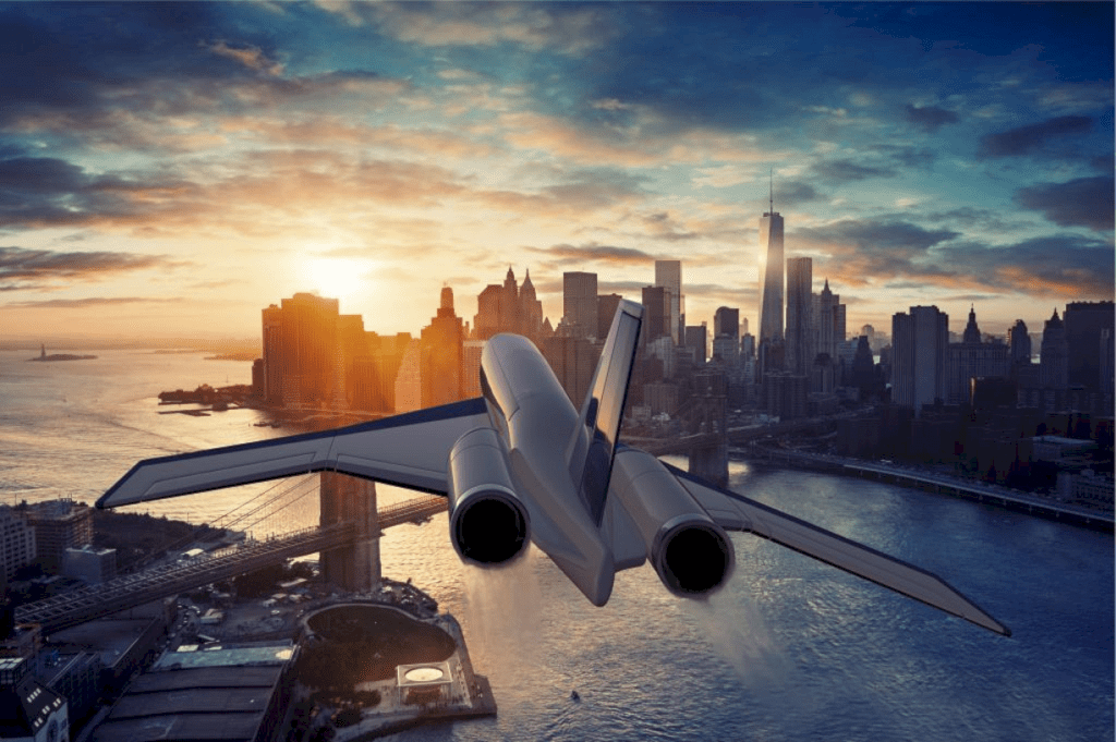 Spike S 512 Supersonic Business Jet 3