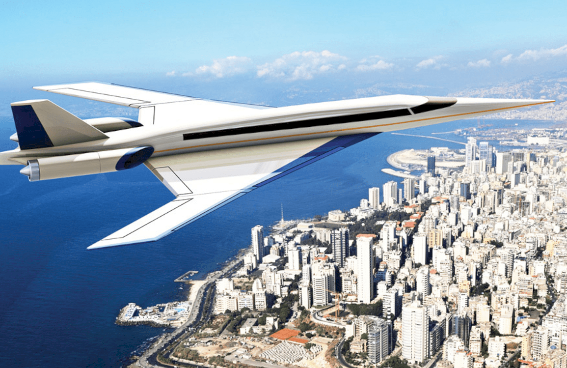 Spike S 512 Supersonic Business Jet 5