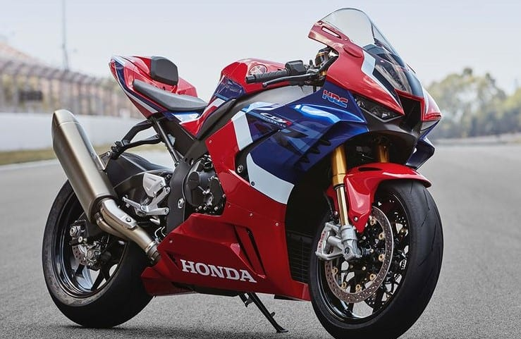 2021 Honda CBR1000RR R Fireblade SP 2