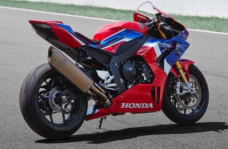 2021 Honda CBR1000RR R Fireblade SP 4