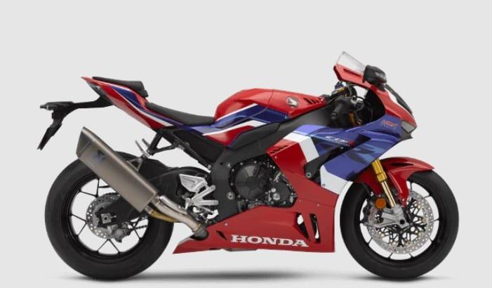 2021 Honda CBR1000RR R Fireblade SP