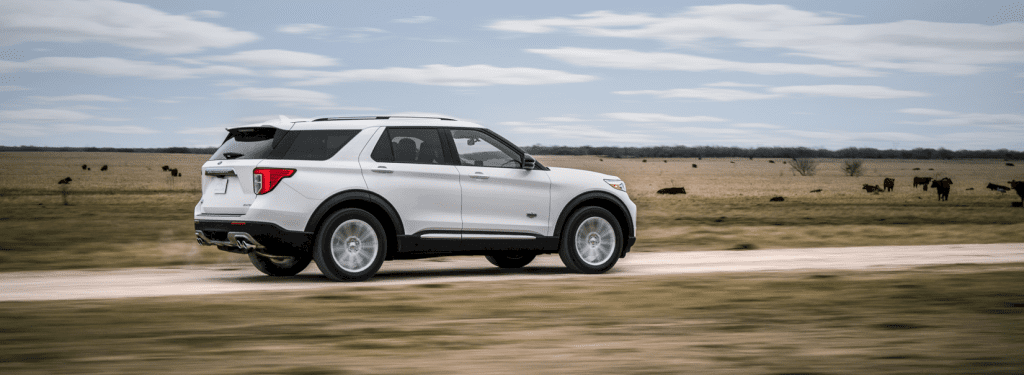 2021 Ford Explorer King Ranch Edition 3