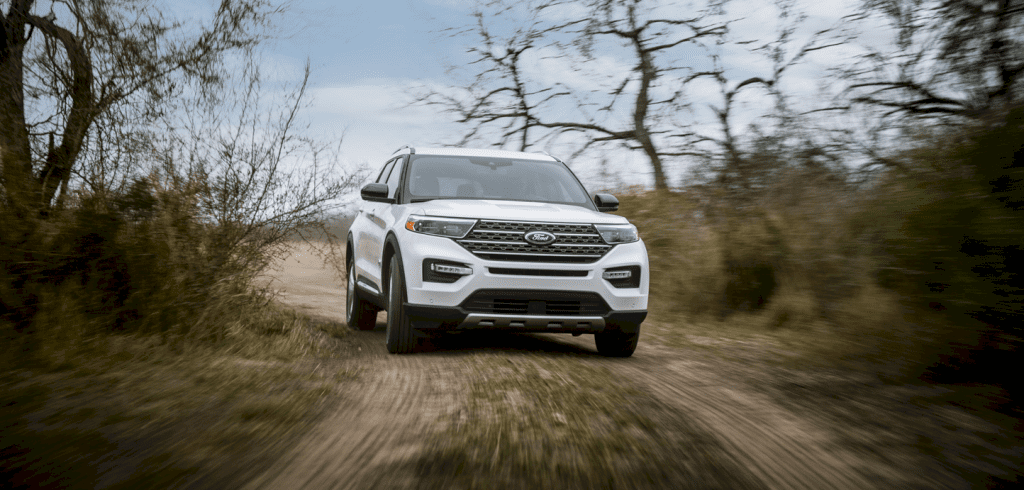 2021 Ford Explorer King Ranch Edition 5