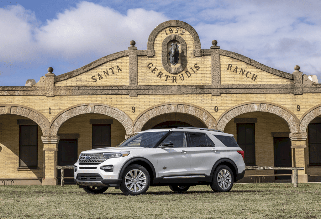 2021 Ford Explorer King Ranch Edition 6