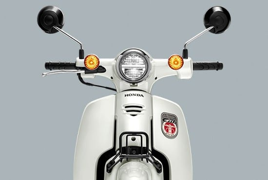 All New Honda Super Cub 1