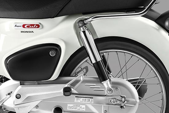 All New Honda Super Cub 2