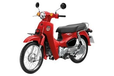 All New Honda Super Cub 7