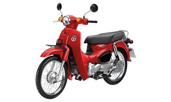 All New Honda Super Cub 7