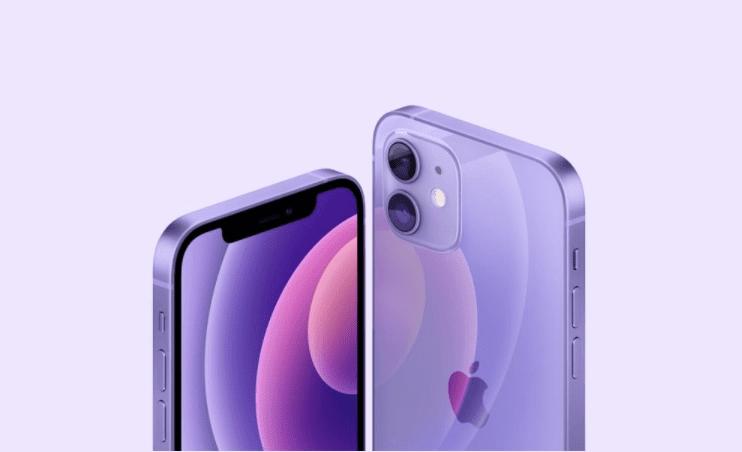 Apple Purple IPhone 12 & IPhone12 Mini (3)