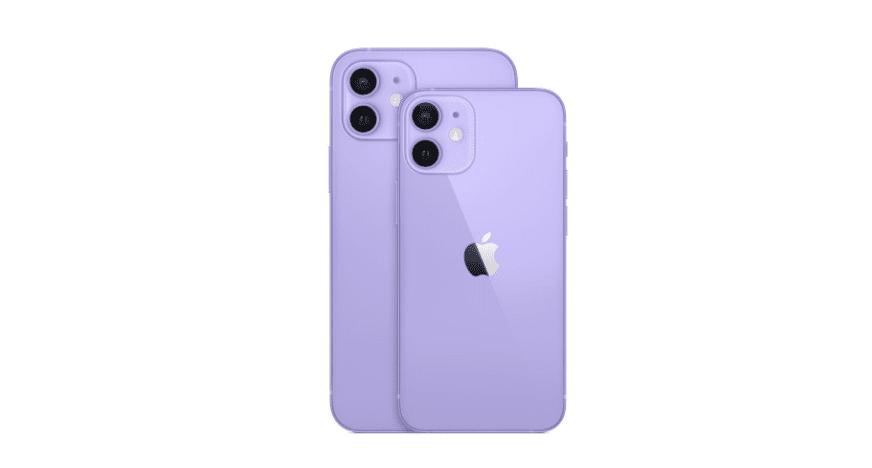 Apple Purple IPhone 12 & IPhone12 Mini (4)