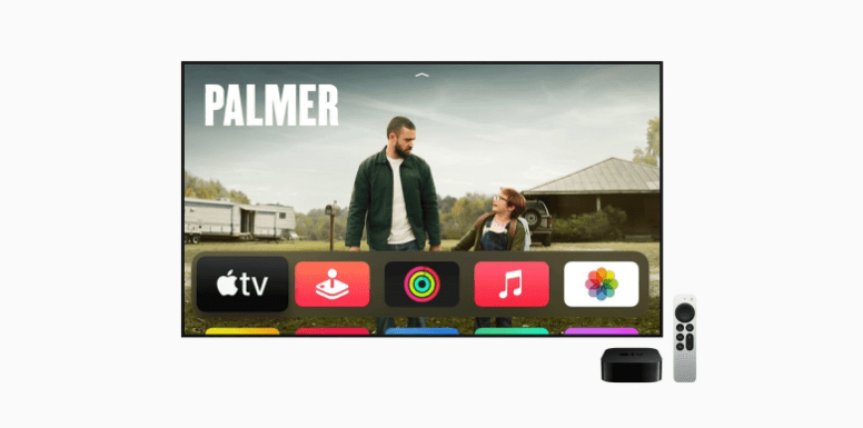Apple TV 4K Apple