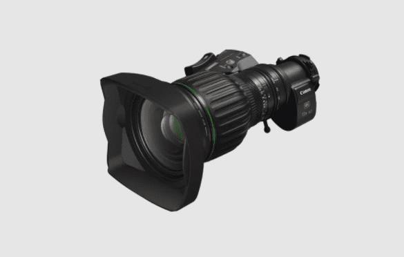Canon CJ17ex6 2B Broadcast Zoom Lens (3)