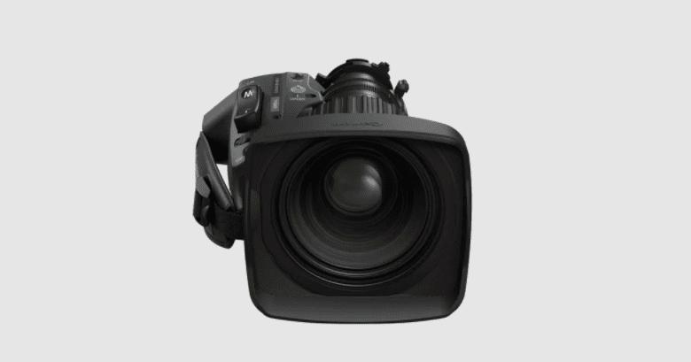 Canon CJ17ex6 2B Broadcast Zoom Lens