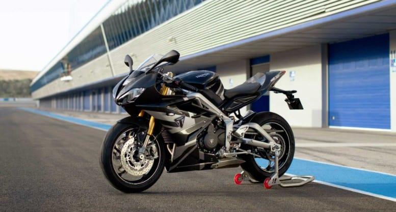 Daytona Moto2 765