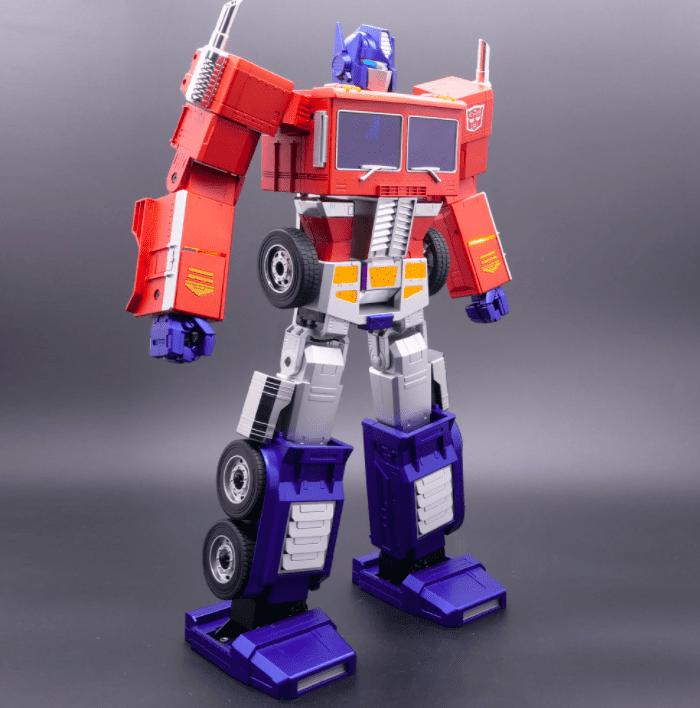 Hasbro Pulse Transformers Optimus Prime 2