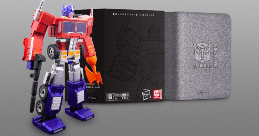 Hasbro Pulse Transformers Optimus Prime 5