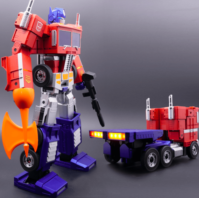 Hasbro Pulse Transformers Optimus Prime 7