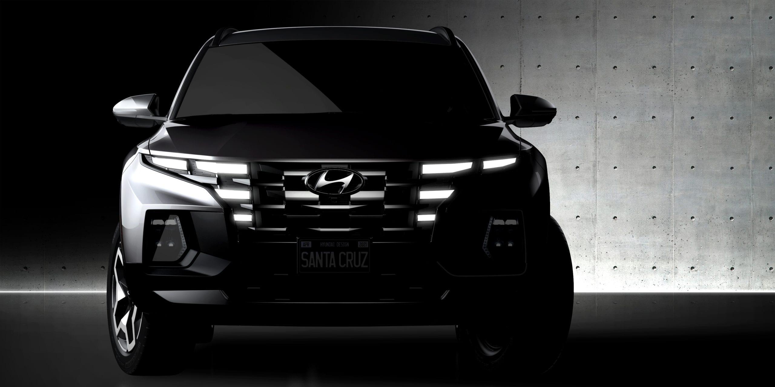 Hyundai SantaCruz