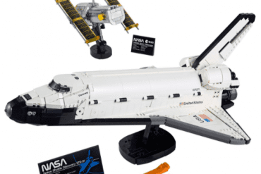 LEGO NASA Space Shuttle Discovery